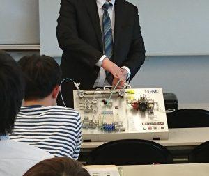 第7回 南大阪生産技術セミナー「空気圧機器の基礎技術(中級編)」